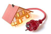 Domestic electrical installation